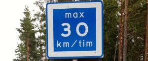 30 km:tim
